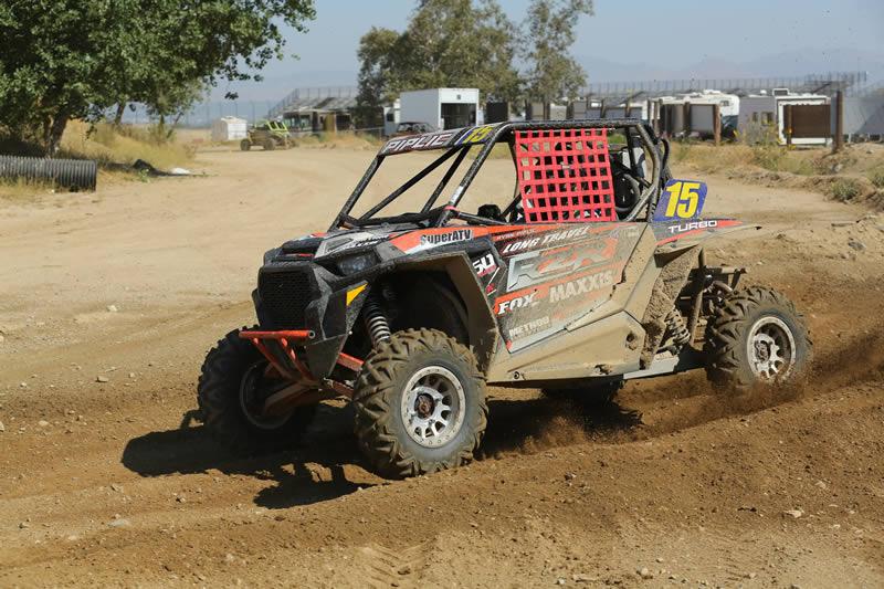 Ryan Piplic SXS Pro WORCS Race Glen Helen, CA