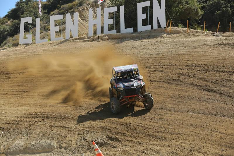 Ryan Piplic WORCS Glen Helen Raceway Leading