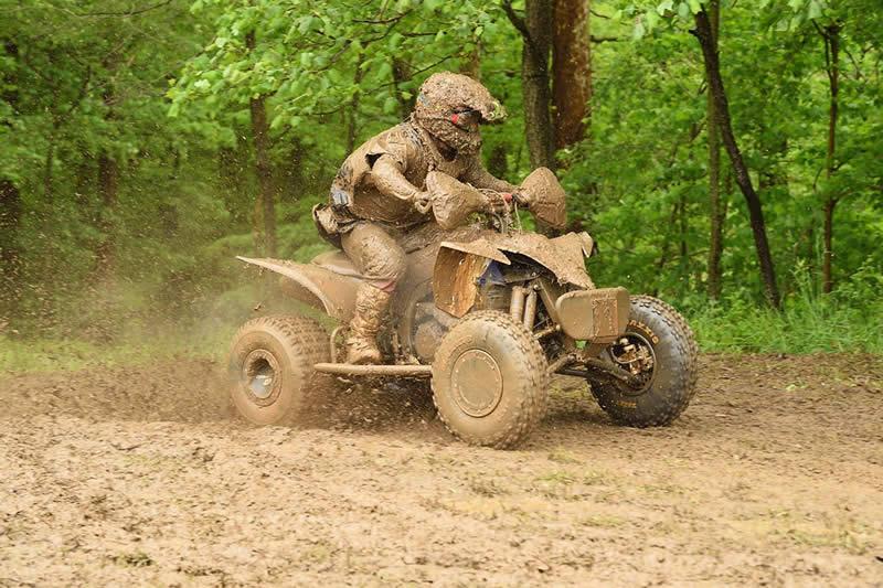 Walker Fowler X-Factor GNCC Tough Ride