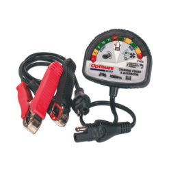 Optimate TS-121 Battery Tester, Pocket Size