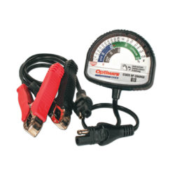 Optimate TS-127 Battery Tester, Pocket Size