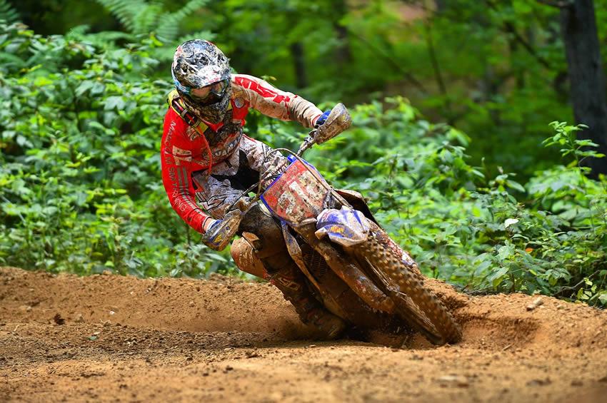 Ricky Russell XC1 Pro GNCC Rd9 John Penton