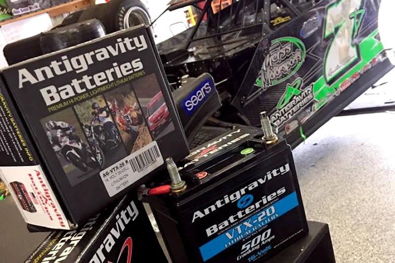 Austin Theiss Using AG-VTX-20 16V Antigravity Battery