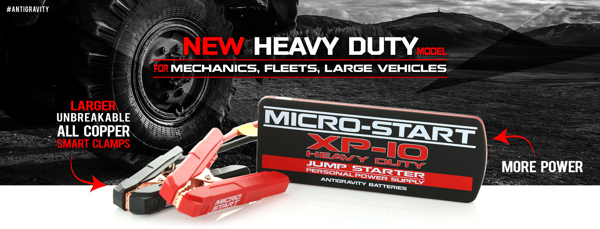 Heavy Duty XP10 HD Kit, New Product!