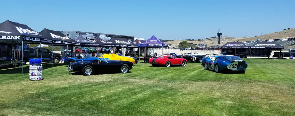 Monterey Motorsports Reunion 2017
