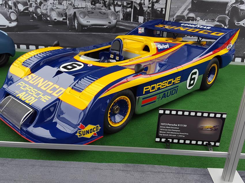 Monterey Motorsports Reunion, 1973 Porsche