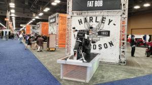 AIM Expo 2017 Harley-Davidson