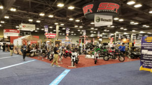 AIM Expo 2017 Motorcycles