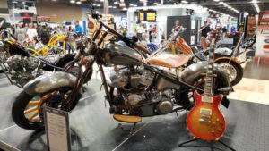 AIM Expo 2017 Free Style Custom Bike