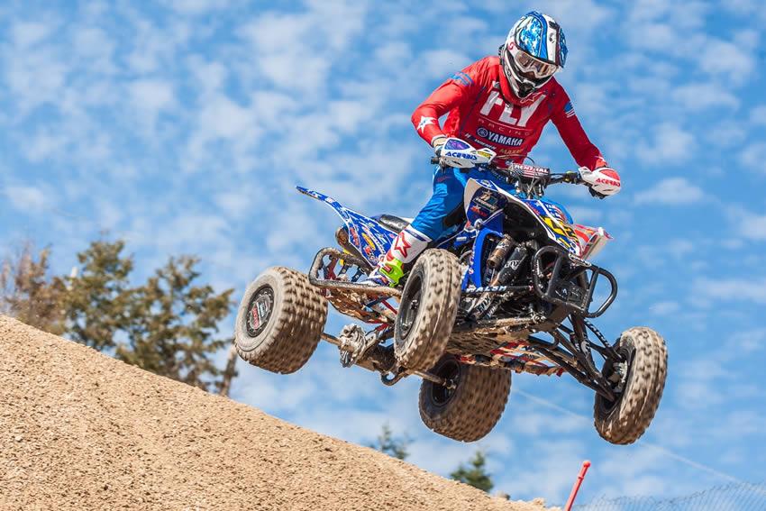 Chad Wienen Quadrocross Italy Race 2017
