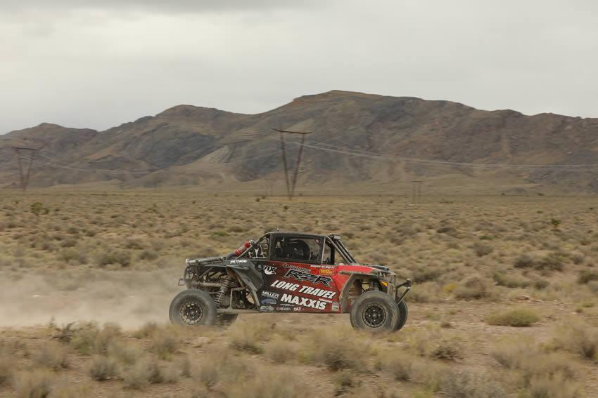 Ryan Piplic Best in the Desert (BITD) Silver State 150 Race