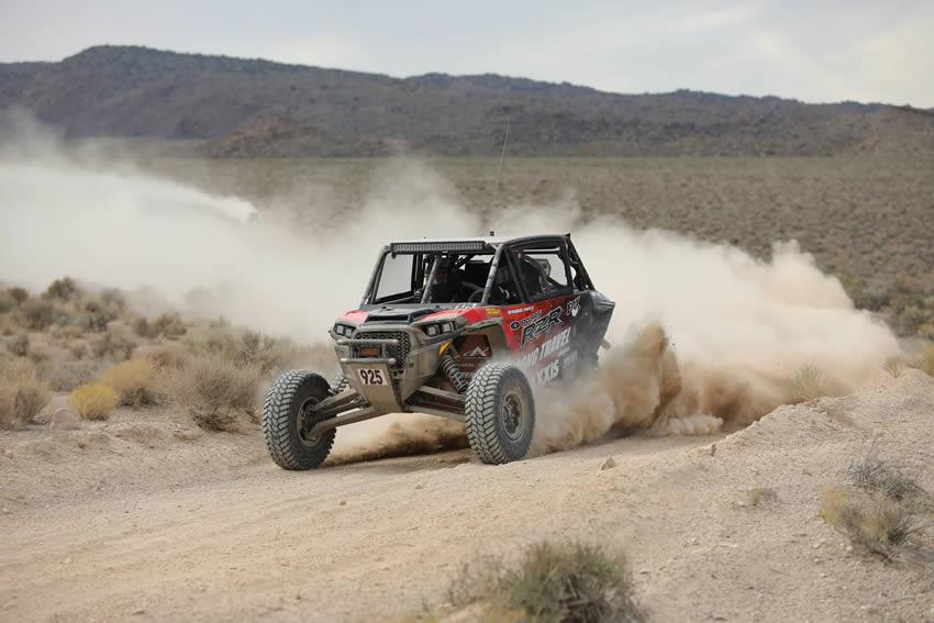 Ryan Piplic BITD Desert Race, Antigravity-Sponsored Rider