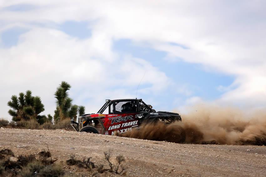 Ryan Piplic BITD Silver State 150 Desert Race