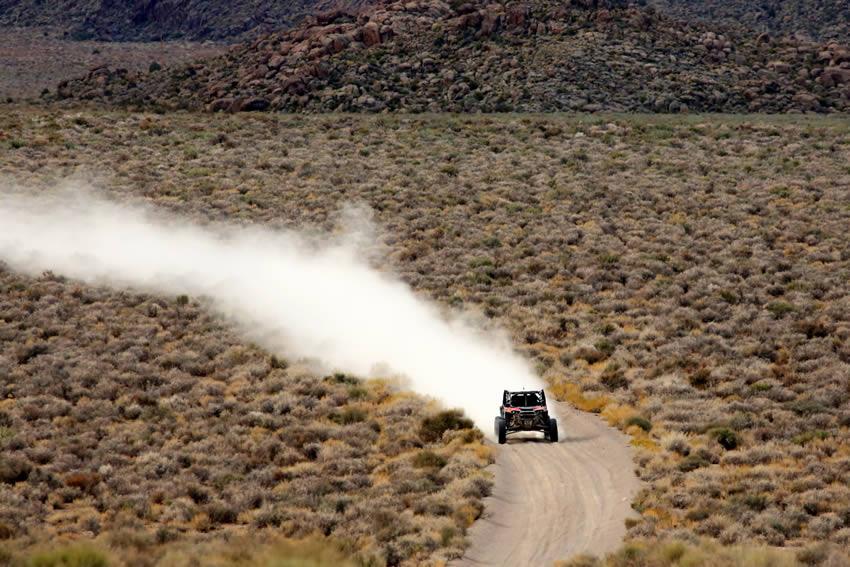 Ryan Piplic SXS Pro Champion BITD, Best in the Desert Race