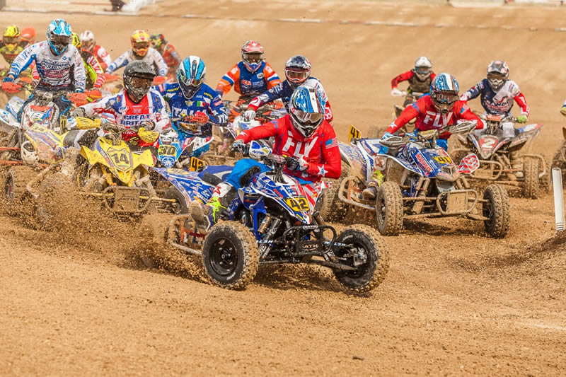 Team USA QXON Cingoli Circuit Race