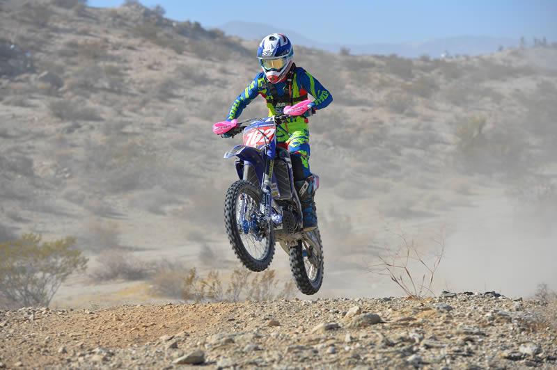 Axel Pearson Purvines DA8 Racing, Hare & Hound Rd 8