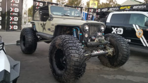 Off-Road Expo 2017 Jeep