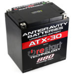 ATX-30-RS Lithium Motorsports Battery with RE-START