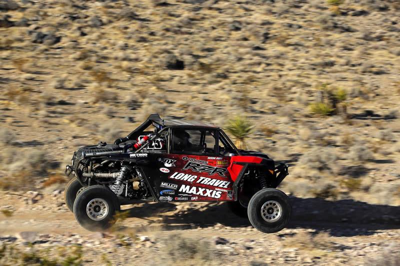 Ryan Piplic BITD Race Pahrump 250, Nevada