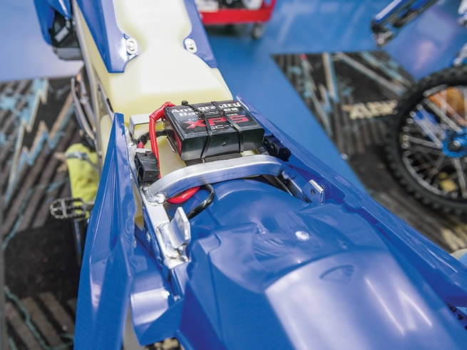 AmPro Yamaha FX Bike SC-1 Lithium Battery