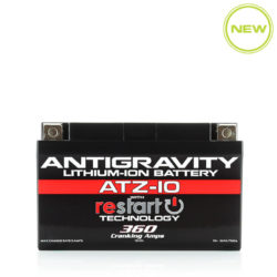 ATZ-10 Re-Start Battery by Antigravity, front view