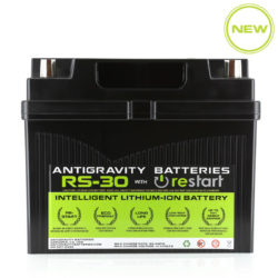 Antigravity RS-30 RESTART Lithium Car Battery