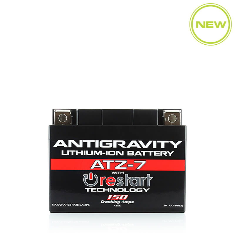 ATZ-7 Re-Start Battery by Antigravity, front view