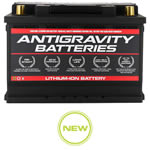 Antigravity Automotive Lithium Batteries