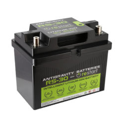 RS30 Intelligent Lithium RESTART Battery