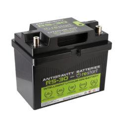 RS30 Intelligent Lithium RESTART Battery