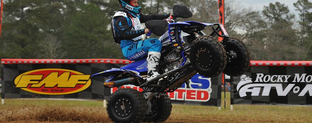 Walker Fowler GNCC Race, Antigravity-Sponsored Rider
