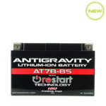 AT7B-BS Re-Start Battery by Antigravity, front view