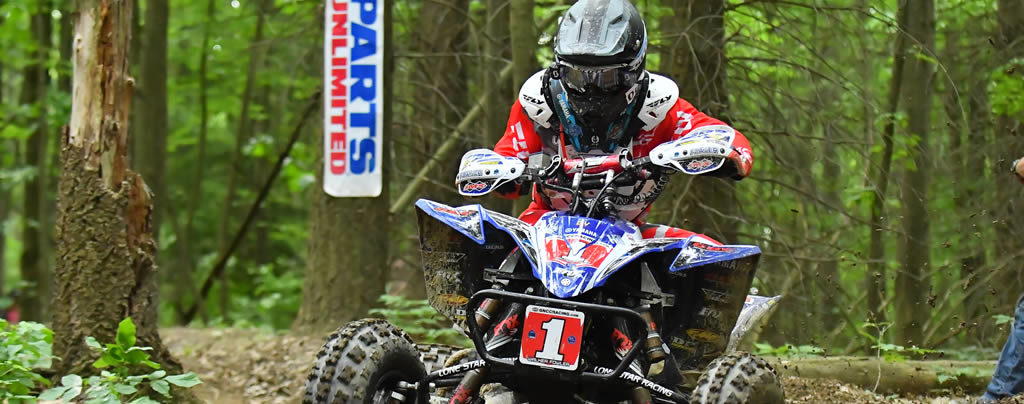 Walker Fowler GNCC Rd 8, Antigravity-Sponsored Rider