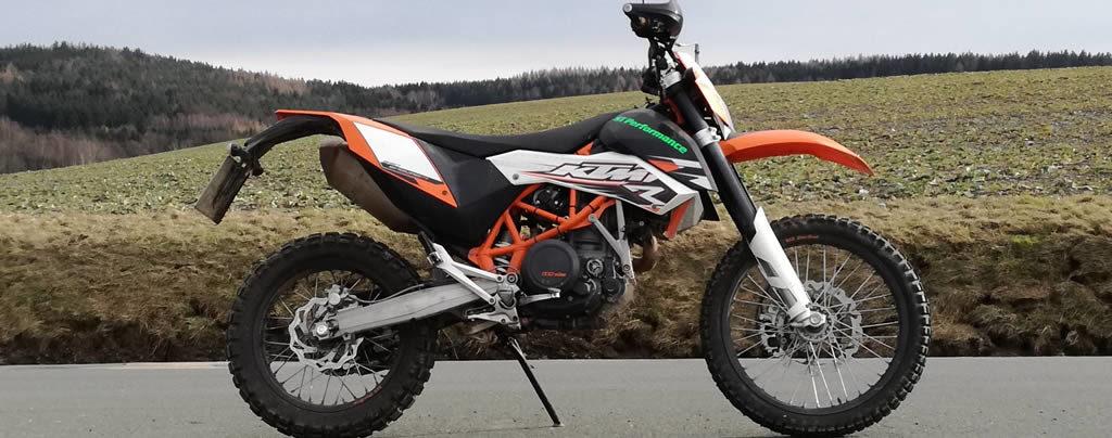 Thumpertalk Tested: Antigravity Restart Battery & KTM Enduro Bike