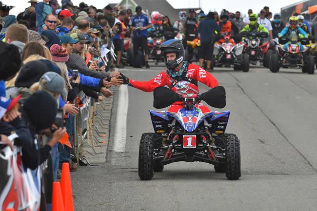 Walker Fowler GNCC Rd 9 XC1 Pro Race