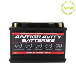 Antigravity H6/Group-48 Lightweight Lithium Car Battery