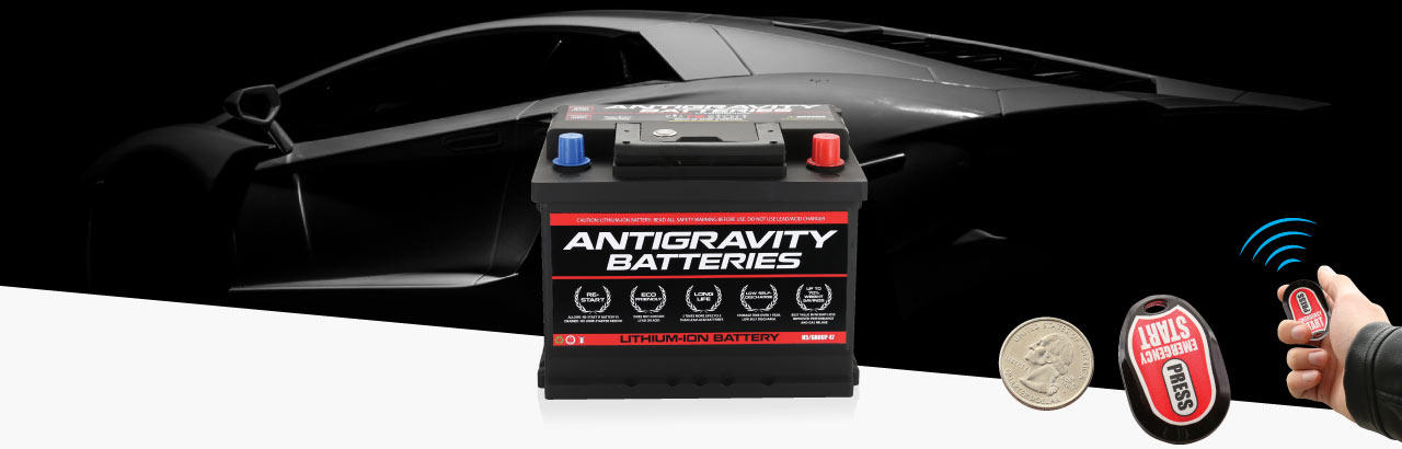 H6/GROUP-48 LITHIUM CAR BATTERY – Antigravity Batteries
