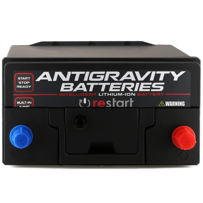 Antigravity AG-51R Re-Start Lithium Battery, top view