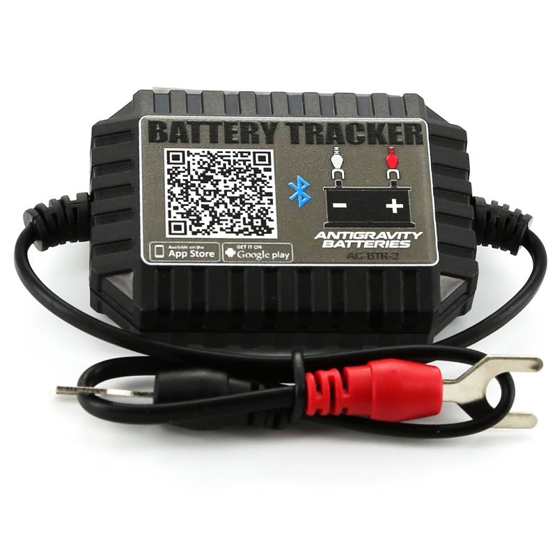 Antigravity Bluetooth Tracker for Lead/Acid Batteries