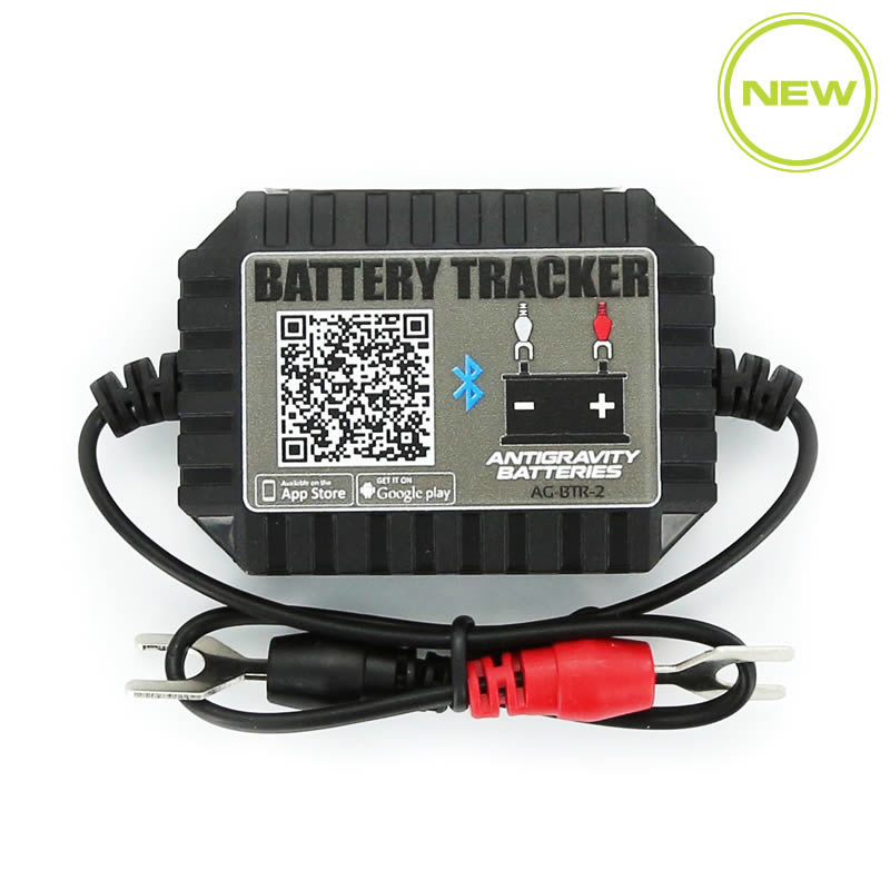 Antigravity Bluetooth Tracker, Lead/Acid Battery Monitor