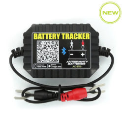 Antigravity Bluetooth Tracker, Lithium Battery Monitor