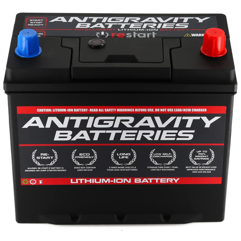 Antigravity Group-51R Lightweight Lithium-Ion Auto Battery