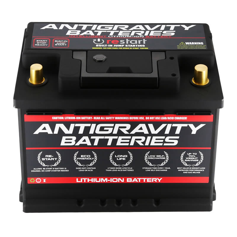 Lithium Ion Car Battery >> Antigravity H5 Group 47 Car Battery