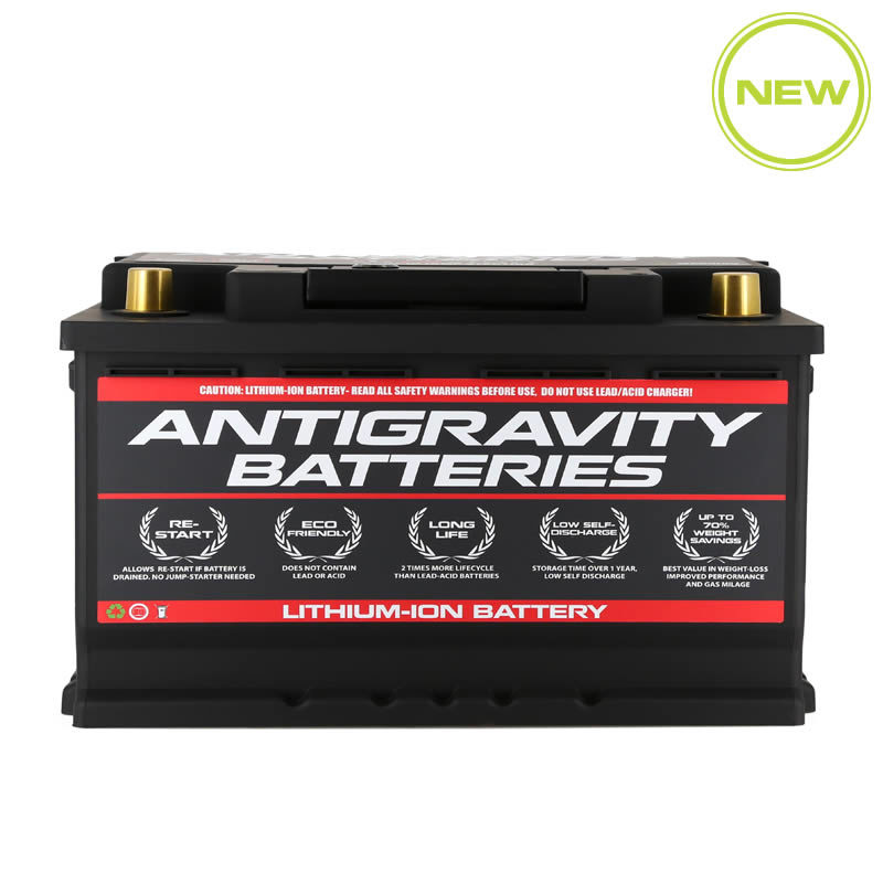 Antigravity H7/Group-94R Lightweight Lithium Car Battery