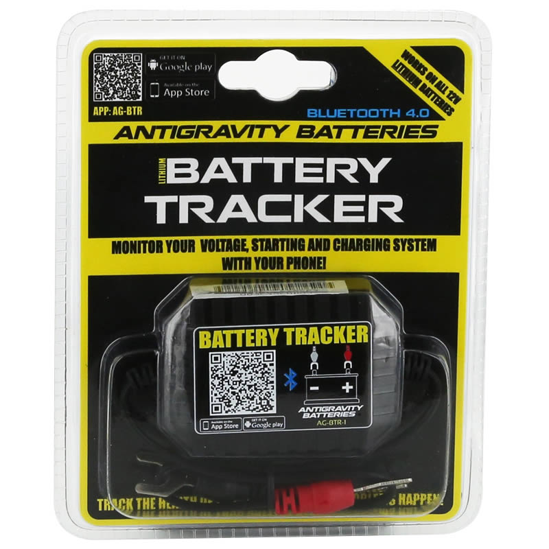 Lithium Battery Tracker, Bluetooth Monitoring System