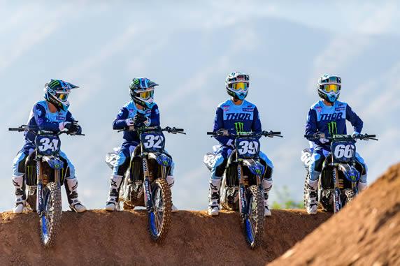 Star Racing Yamaha Team, Antigravity riders