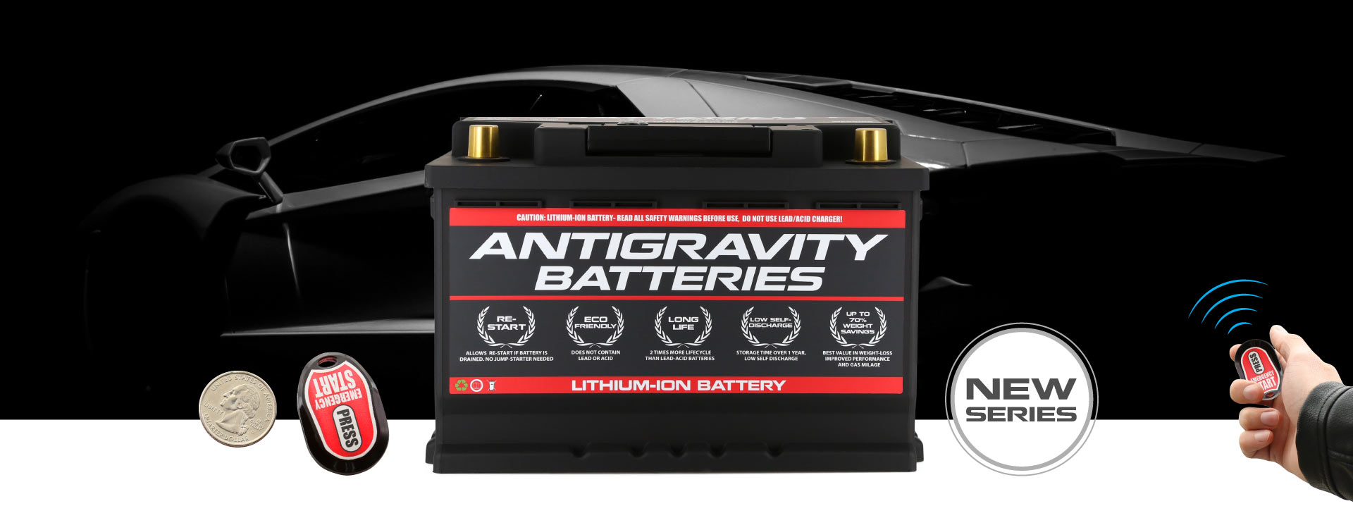 LITHIUM BATTERIES, MICRO-STARTS – Antigravity Batteries