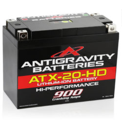 ATX20-HD Heavy Duty Lithium Motorsports Battery