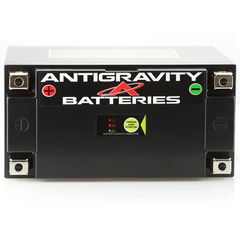 Lithium ATX20-HD Powersports Battery with 4-Terminal Design