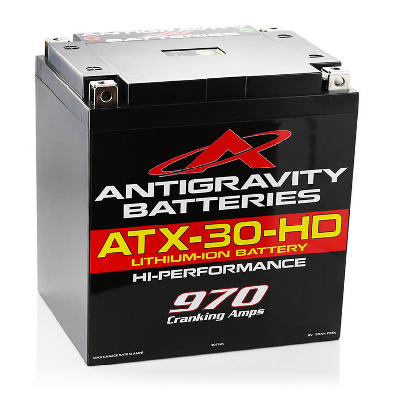 ATX30-HD Heavy Duty Lithium Motorsports Battery